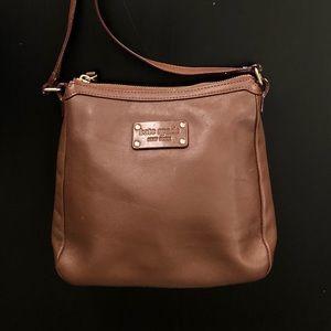 Kate Spade Brown Crossbody Bag